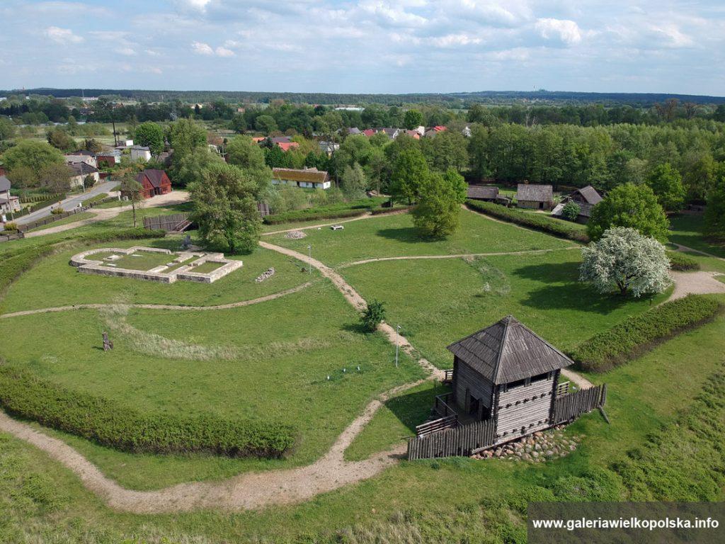 Rezerwat archeologiczny na Zawodziu w Kaliszu