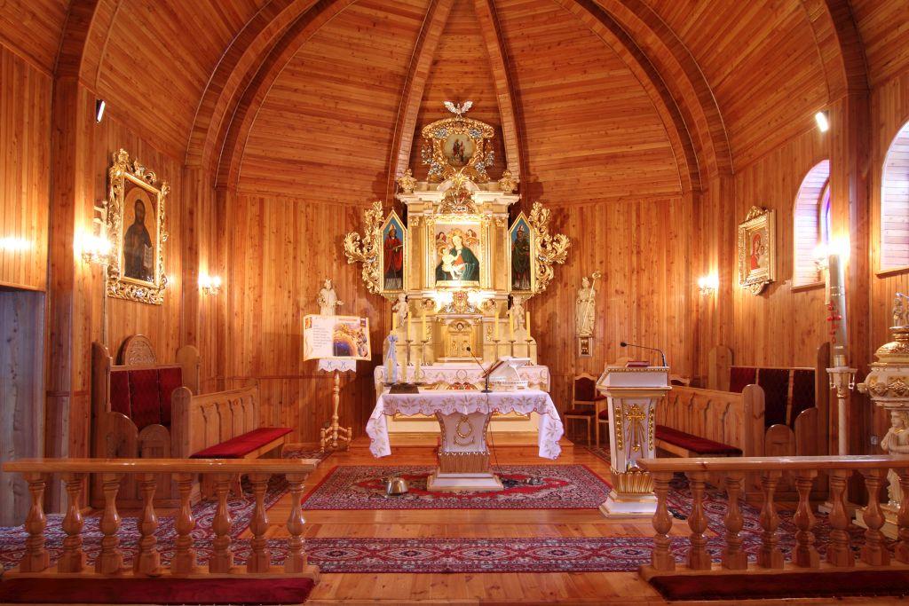 Kościół w Donaborowie