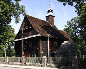 Kościół w Magnuszewicach