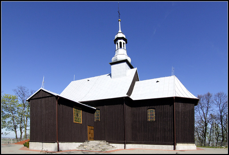 Kościół w Tłokini Kościelnej