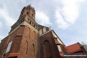 Kościół pw. św. Bartłomieja Apostoła w Stawiszynie