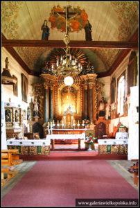 Kościół w Baranowie