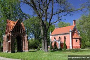 Kościół w Choryni