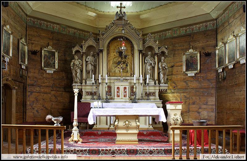 Kościół w Droszewie