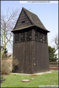 Dzwonnica w Droszewie