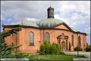 Kościół w Jankowie Przygodzkim
