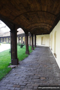 Kościół św. Marcina w Jarocinie (2007 rok)
