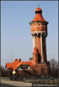 Wieża ciśnień w Kępnie
