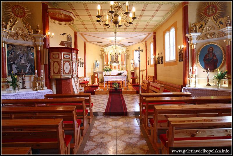 Kościół w Kozie Wielkiej