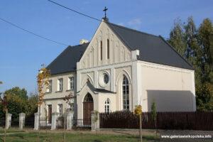 Dawny kościół ewangelicki w Koźminku