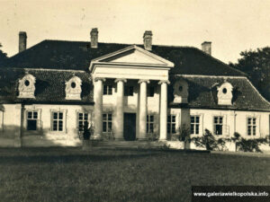Pałac w Koźminku