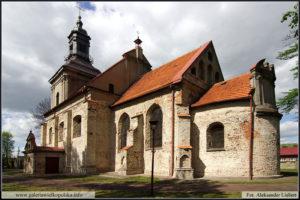 Kościół w Koźminku