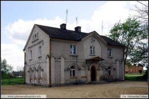 Oficyna w Koźminku