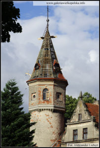 Pałac w Laskach