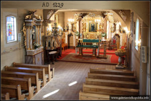 Kościół w Laskach