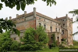Pałac w Lenartowicach