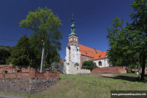 Klasztor w Lubiniu