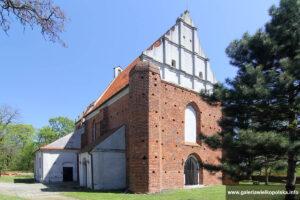 Kościół pw. św. Leonarda w Lubiniu