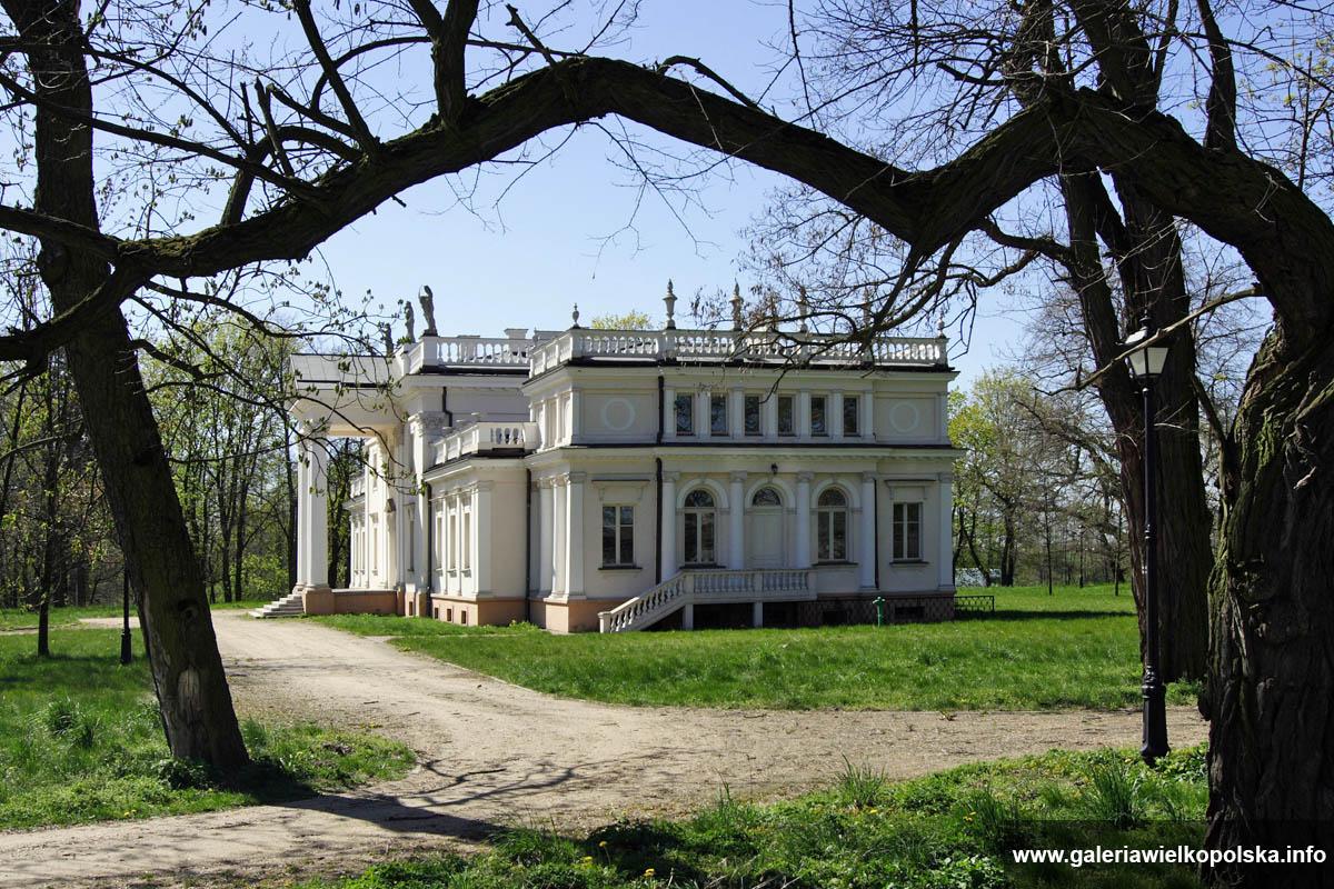 Pałac w Marchwaczu