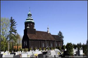 Kościół pw. św. Barbary w Odolanowie