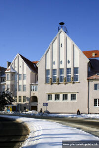 II Liceum w Ostrowie Wlkp.