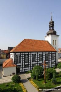 Kościół NMP w Ostrowie Wlkp.