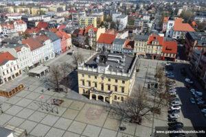Rynek w Ostrowie Wielkopolski