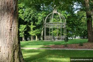 Park krajobrazowy w Lewkowie