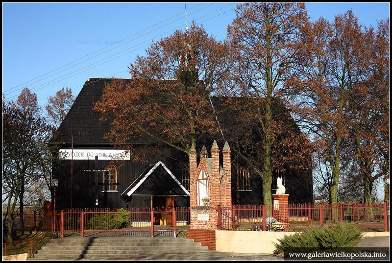 Kościół w Pamięcinie
