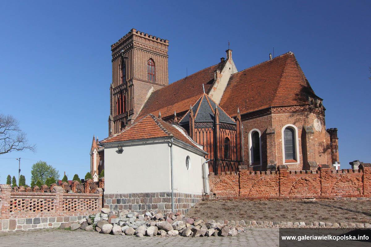 Kościół w Pępowie