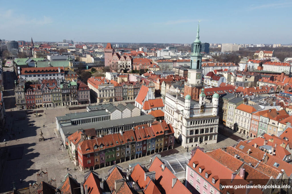 Rynek w Poznaniu