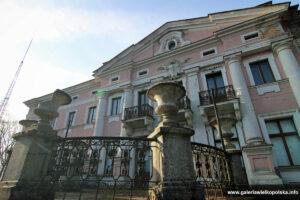 Pałac w Raszewach