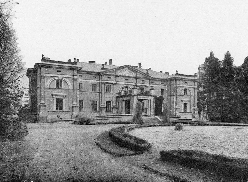 Raszewy - fotografia z początku XX wieku