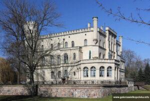 Pałac- zamek w Rokosowie