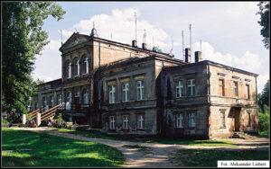 Pałac w Rososzycy