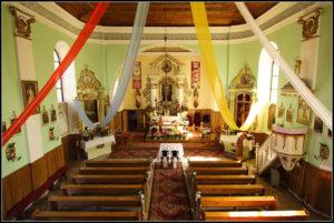 Kościół w Sieroszewicach