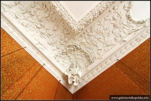 Zamek w Rydzynie- Sala Czterech Pór Roku