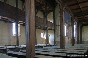 Kościół ewangelicki w Stawiszynie