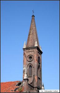 Kościół ewangelicki w Stawiszynie - 2009 rok