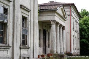Pałac w Żegocinie