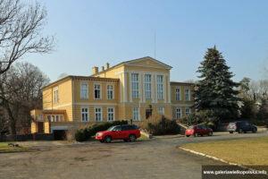 Pałac w Borku Wielkopolskim