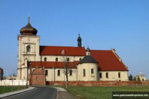 Sanktuarium w Borku