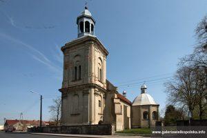 Kościół farny w Borku Wielkopolskim