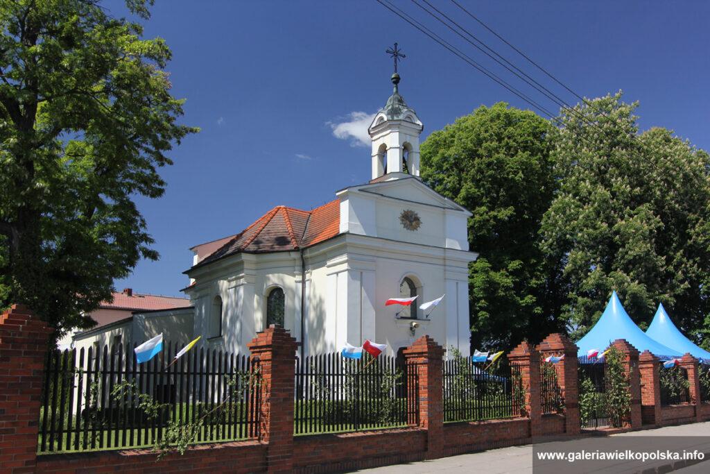Kościół pw. św. Ducha w Pniewach