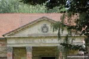 Pałac w Chobienicach