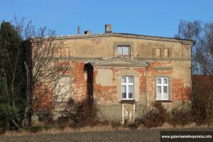 Dwór w Żakowicach
