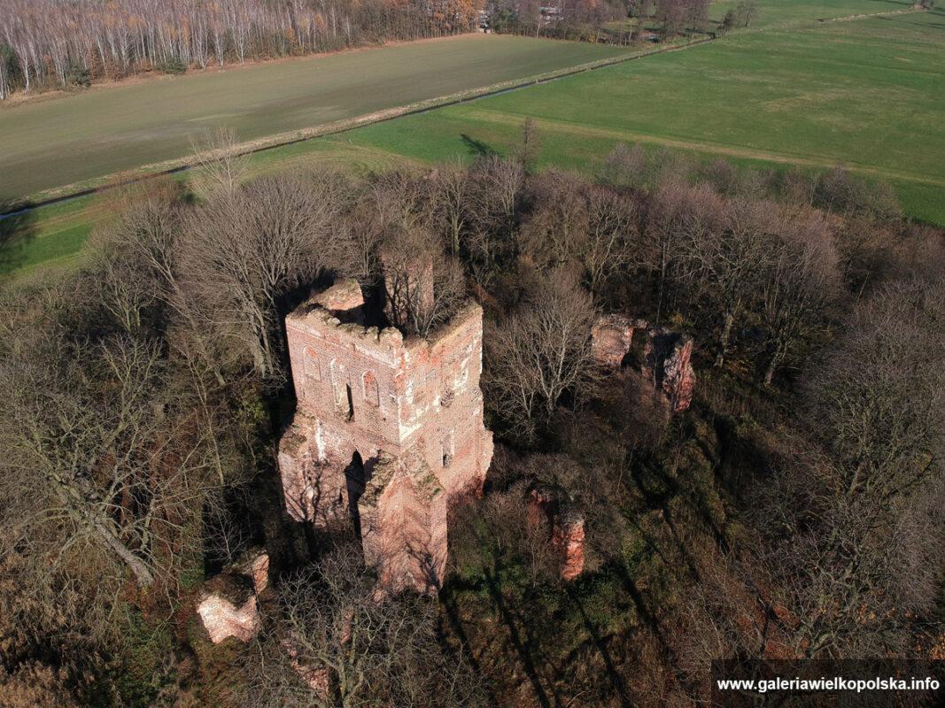 Zamek w Borysławicach