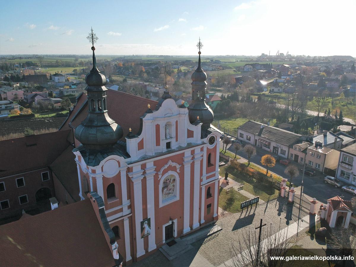 Zespół klasztorny w Kłodawie