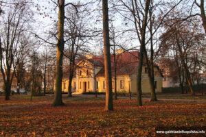 Dwór w Tuliszkowie