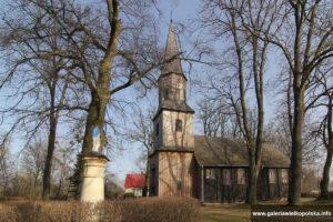 Kościół w Łagiewnikach Kościelnych